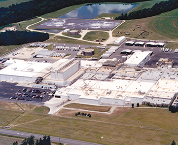 Image of the facility of butterball